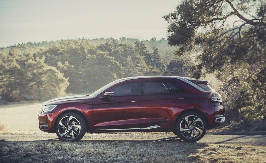 Citroën DS Wild Rubis concept - Slide 13