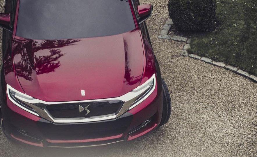 Citroën DS Wild Rubis concept - Slide 14