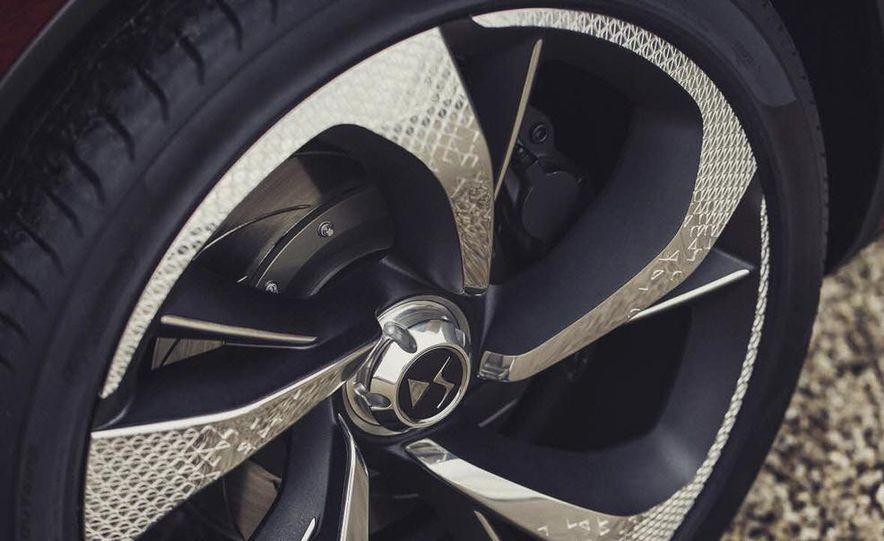 Citroën DS Wild Rubis concept - Slide 27