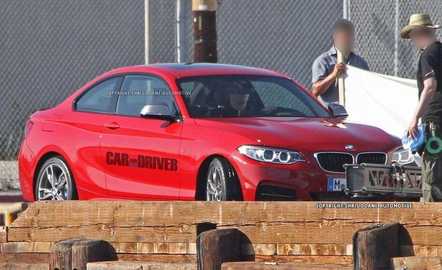 2014 BMW M235i (spy photo) - Slide 1