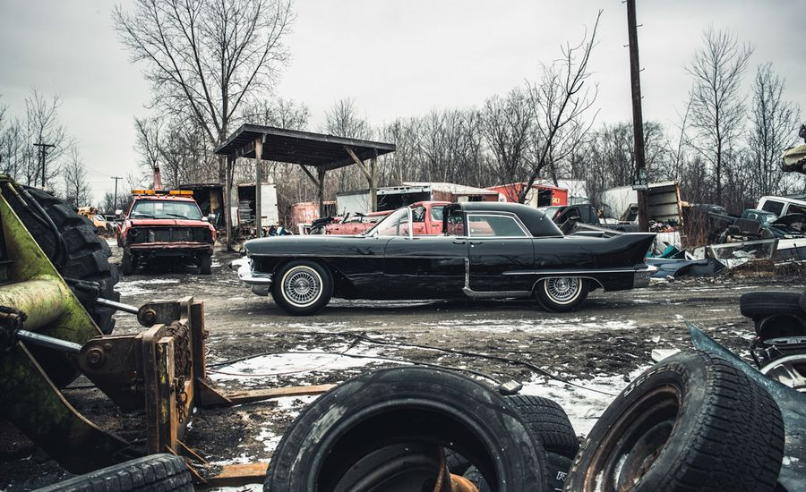 Their Ghosts Still Haunt The Place How Four Gm Motorama Show Cars