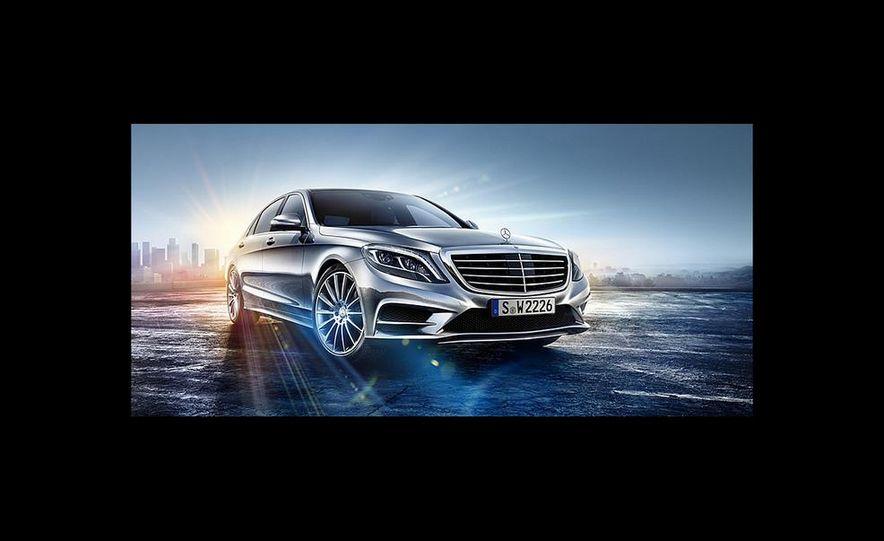 2014 Mercedes-Benz S-class - Slide 1