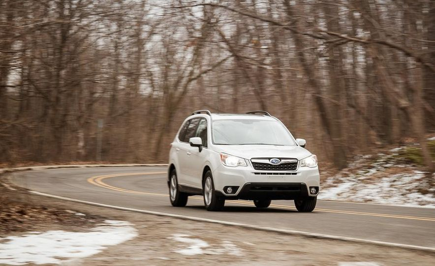 2014 Subaru Forester 2.5i Touring AWD - Slide 1