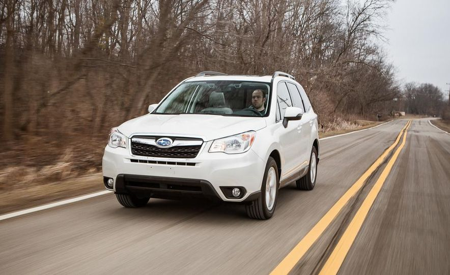 2014 Subaru Forester 2.5i Touring AWD - Slide 2