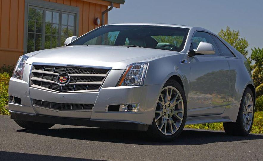 2014 Cadillac ATS coupe (spy photo) - Slide 36
