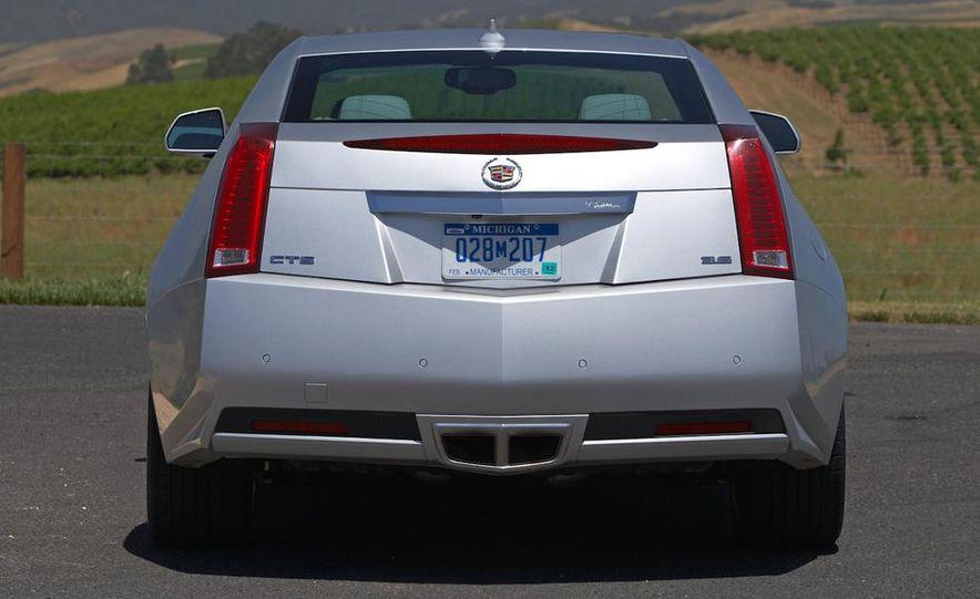 2014 Cadillac ATS coupe (spy photo) - Slide 40