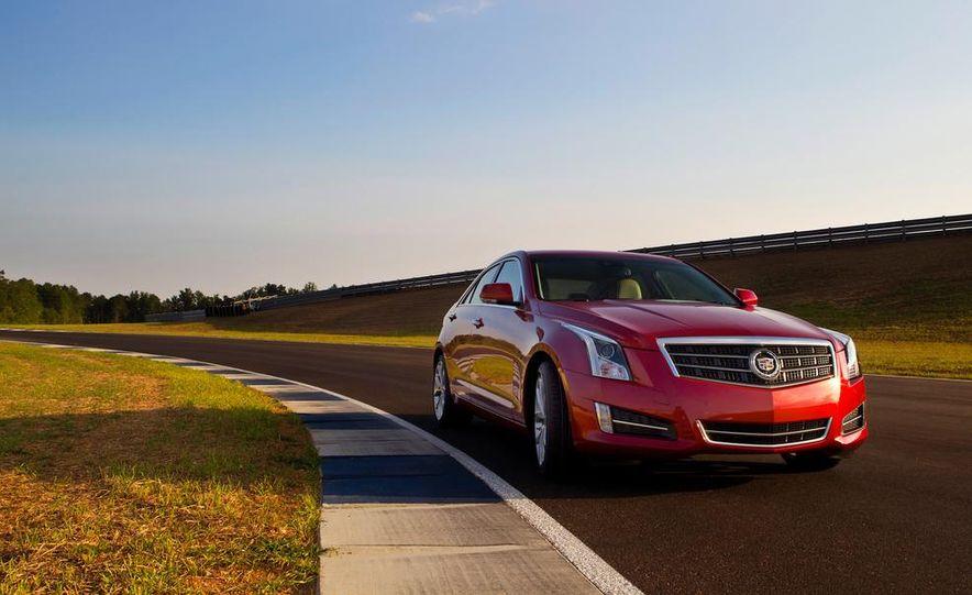 2014 Cadillac ATS coupe (spy photo) - Slide 17