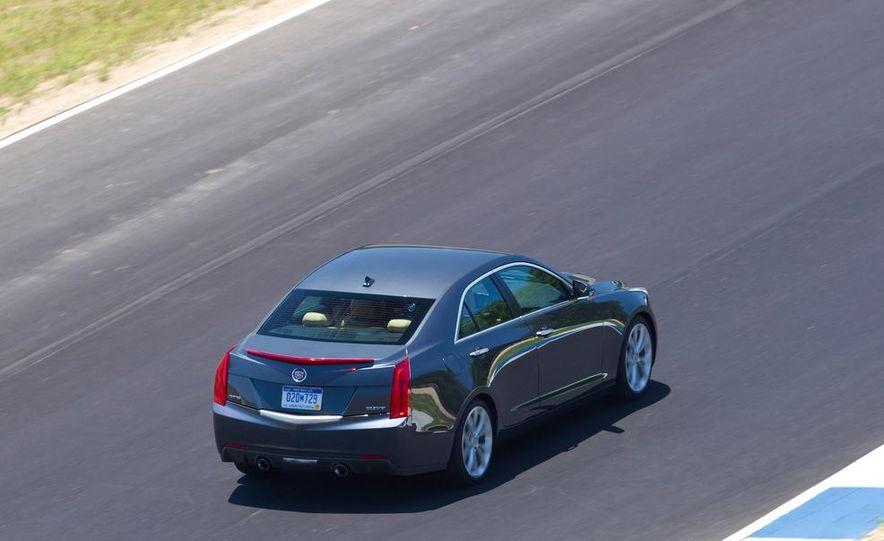 2014 Cadillac ATS coupe (spy photo) - Slide 25