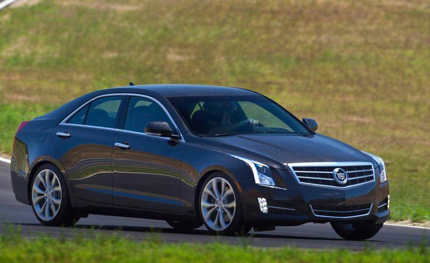 2014 Cadillac ATS coupe (spy photo) - Slide 27