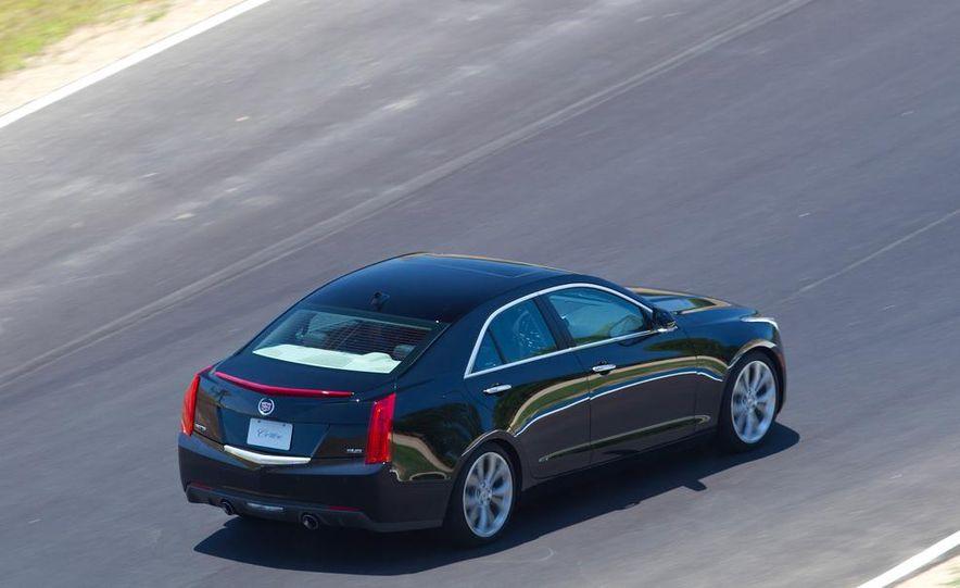 2014 Cadillac ATS coupe (spy photo) - Slide 30