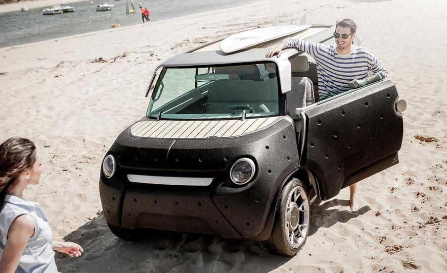 Toyota ME.WE concept - Slide 1