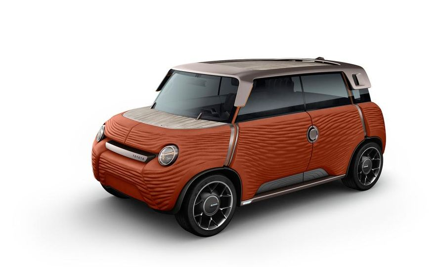 Toyota ME.WE concept - Slide 10