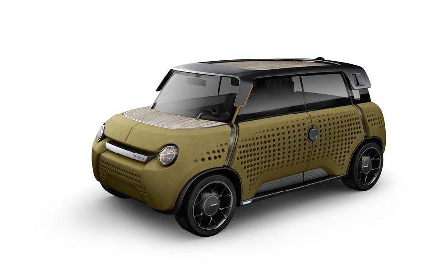 Toyota ME.WE concept - Slide 11