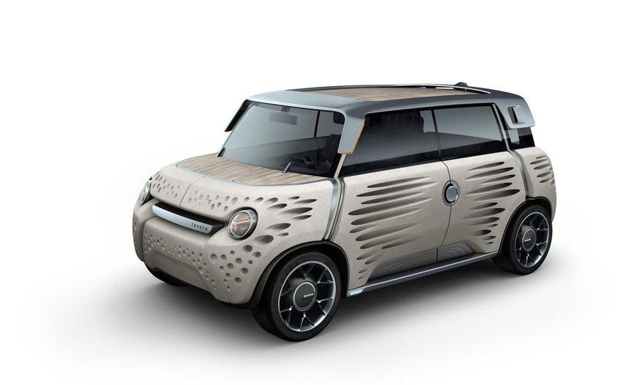 Toyota ME.WE concept - Slide 14