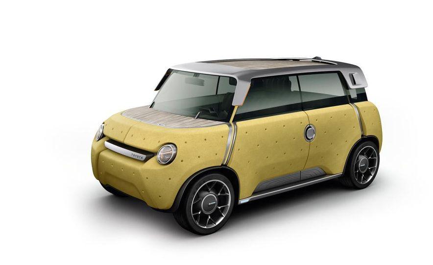Toyota ME.WE concept - Slide 15