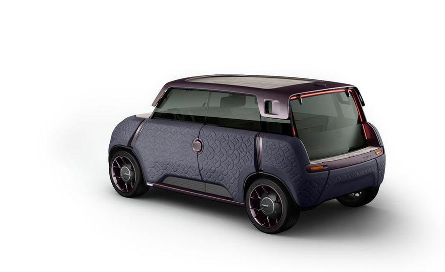 Toyota ME.WE concept - Slide 21