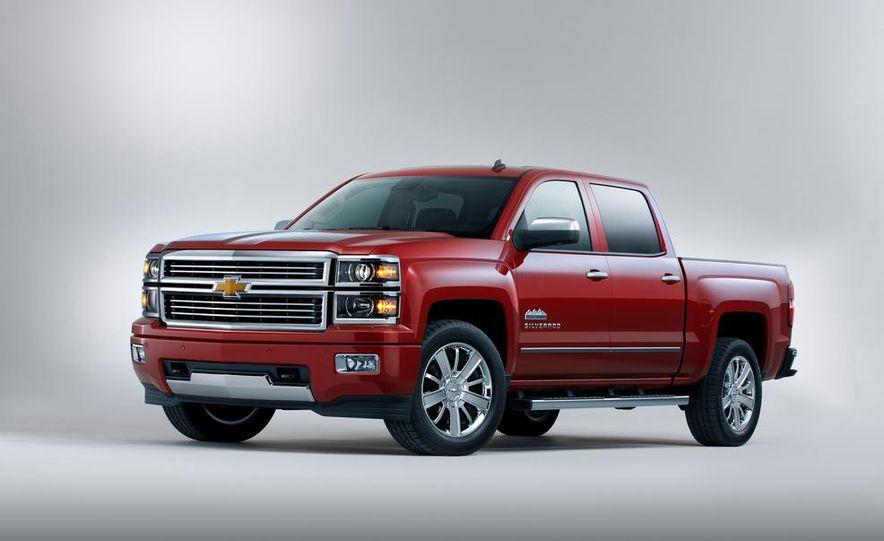 2014 Chevrolet Silverado High Country - Slide 9