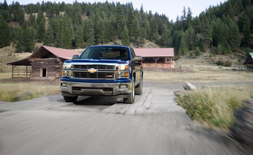 2014 Chevrolet Silverado High Country - Slide 13