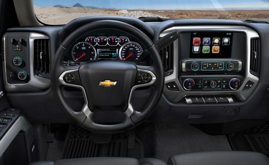 2014 Chevrolet Silverado High Country - Slide 38