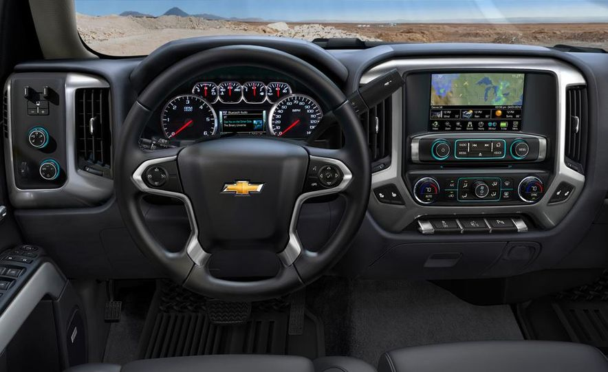 2014 Chevrolet Silverado High Country - Slide 39