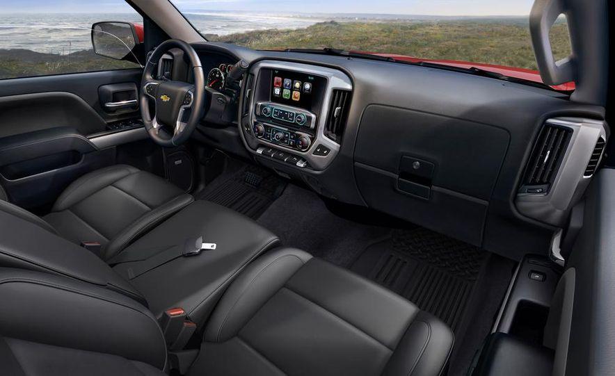 2014 Chevrolet Silverado High Country - Slide 40