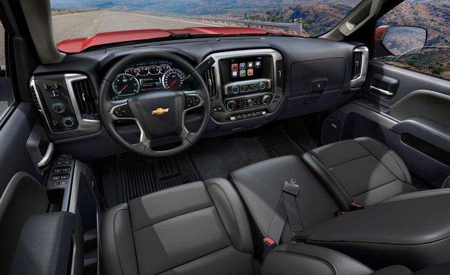 2014 Chevrolet Silverado High Country - Slide 41