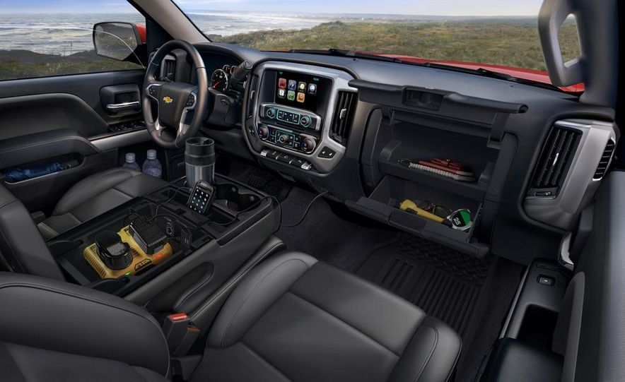 2014 Chevrolet Silverado High Country - Slide 42