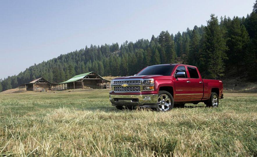 2014 Chevrolet Silverado High Country - Slide 31