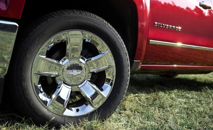 2014 Chevrolet Silverado High Country - Slide 37
