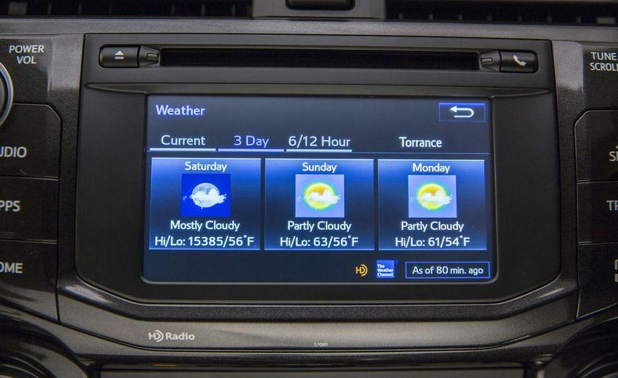 2014 Toyota 4Runner - Slide 27