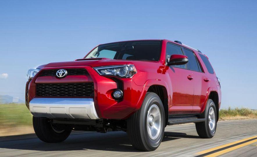 2014 Toyota 4Runner - Slide 3