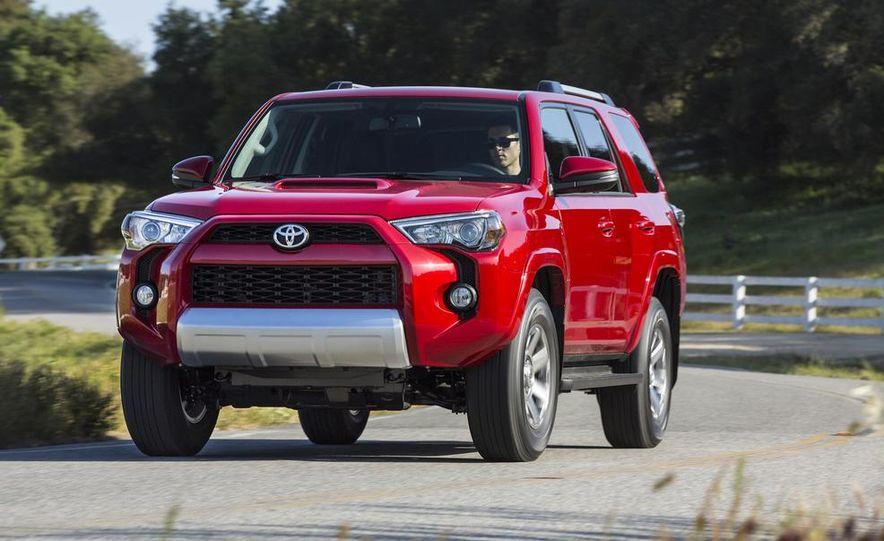 2014 Toyota 4Runner - Slide 5