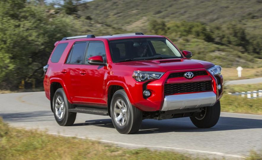 2014 Toyota 4Runner - Slide 6