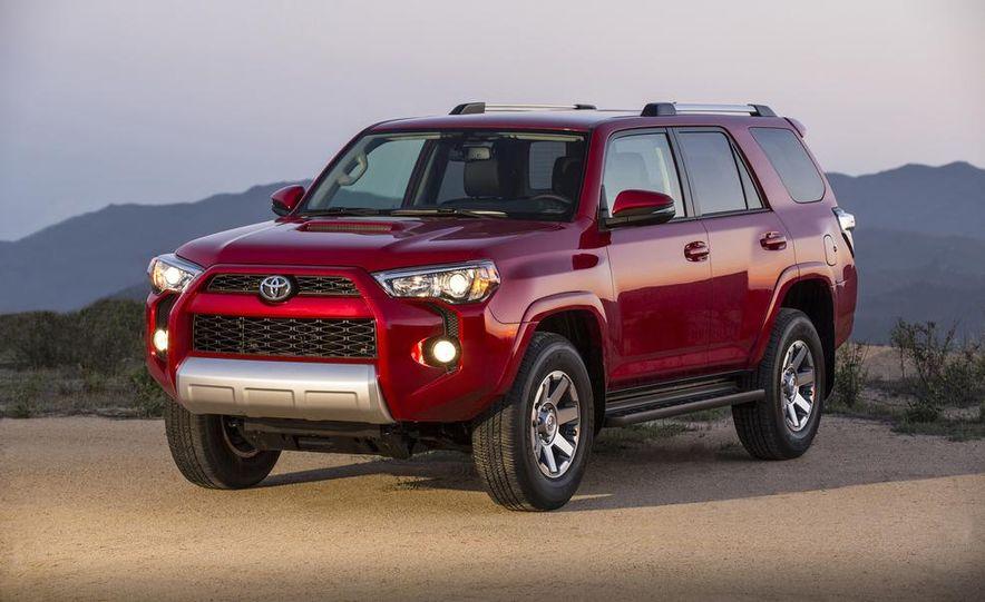 2014 Toyota 4Runner - Slide 15