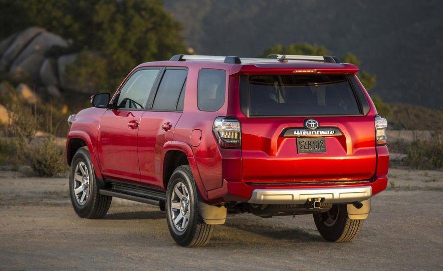 2014 Toyota 4Runner - Slide 17