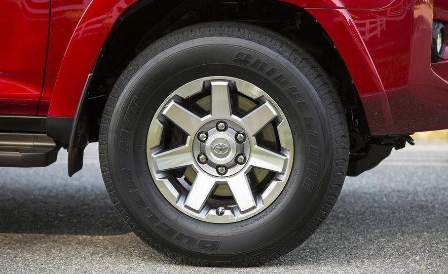 2014 Toyota 4Runner - Slide 21