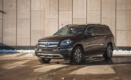 2013 Mercedes-Benz GL450 4MATIC
