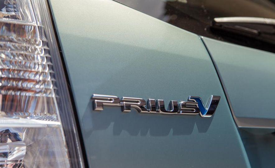 2013 Toyota Prius V - Slide 21
