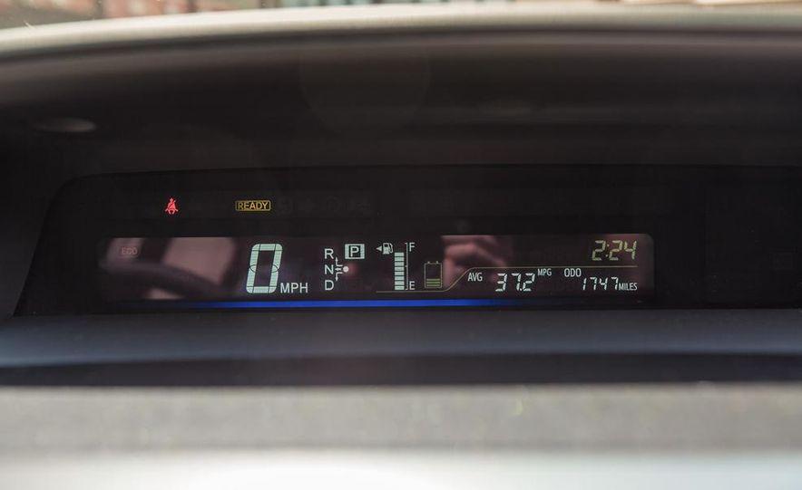 2013 Toyota Prius V - Slide 35