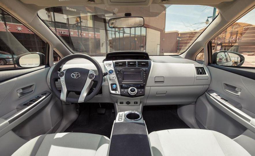 2013 Toyota Prius V - Slide 25