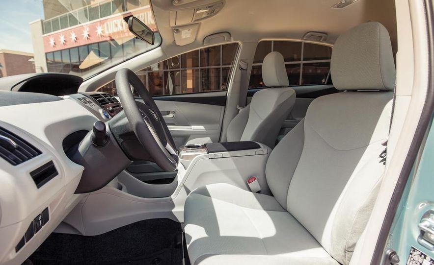2013 Toyota Prius V - Slide 26