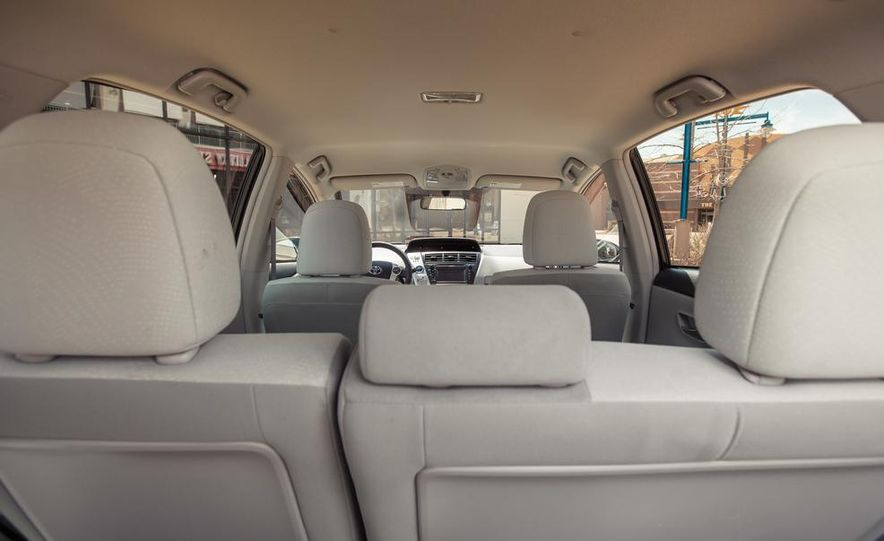 2013 Toyota Prius V - Slide 36
