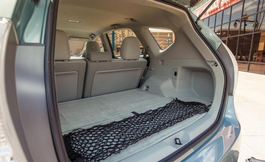 2013 Toyota Prius V - Slide 38
