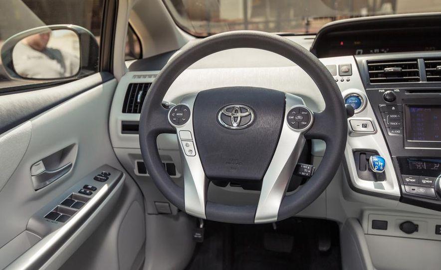 2013 Toyota Prius V - Slide 30