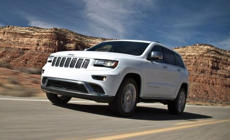2014 Jeep Grand Cherokee Summit EcoDiesel 4X4