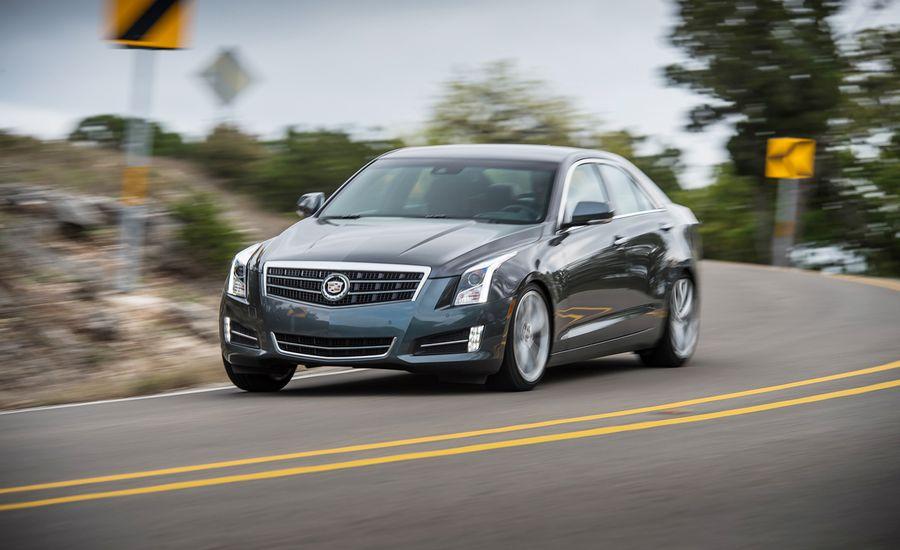 2013 Cadillac ATS 3.6