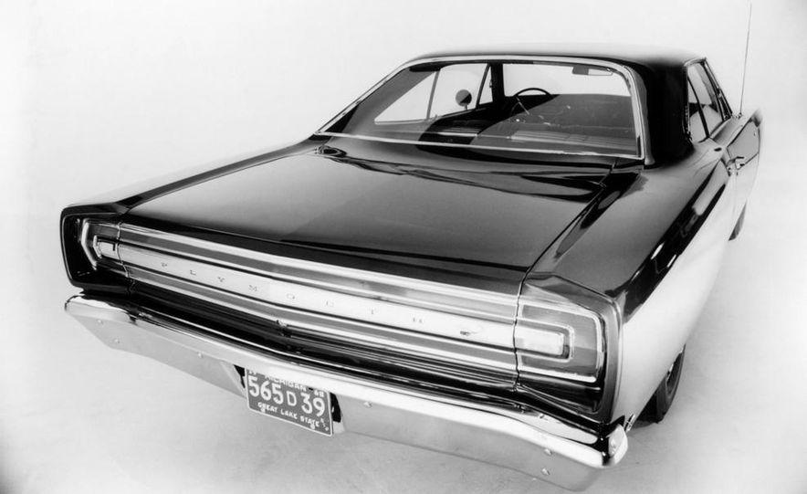 1968 Plymouth Road Runner - Slide 3