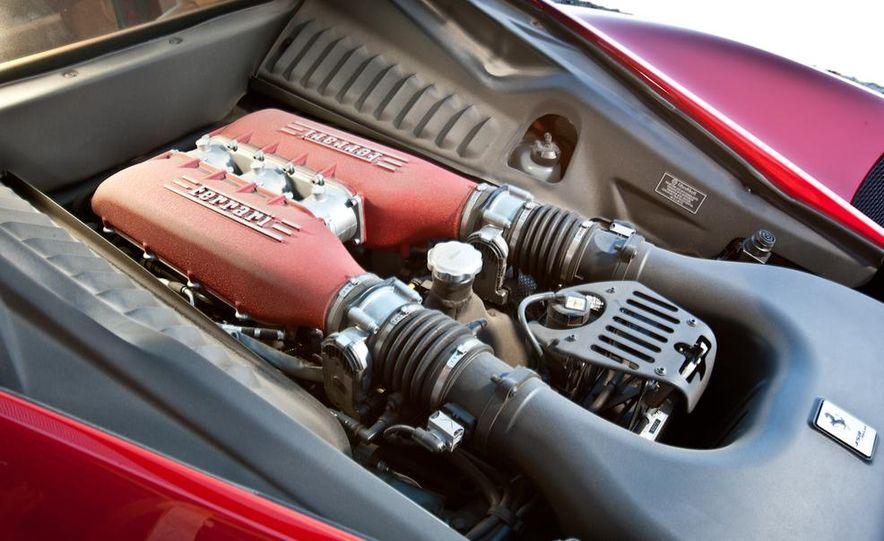 2011 Ferrari 458 Italia - Slide 8
