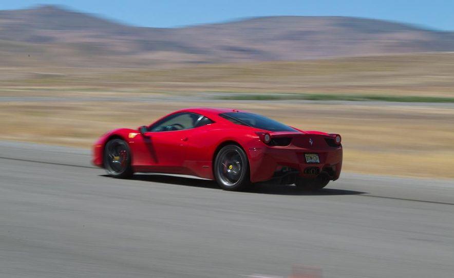 2011 Ferrari 458 Italia - Slide 4