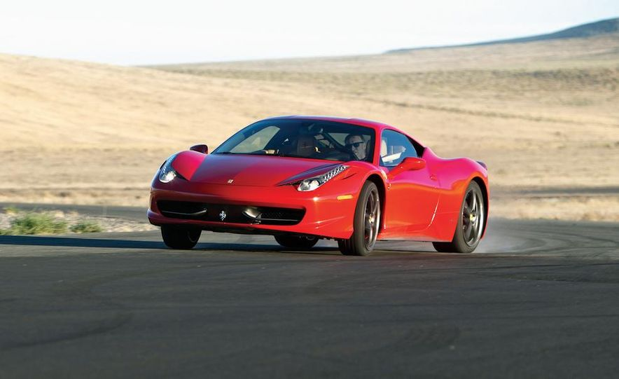 2011 Ferrari 458 Italia - Slide 22